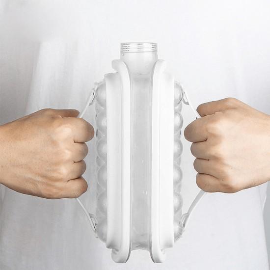Hordozható Jégkocka Készítő, Jégkulacs