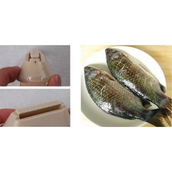 Halpucoló, halpikkelyező, haltisztító