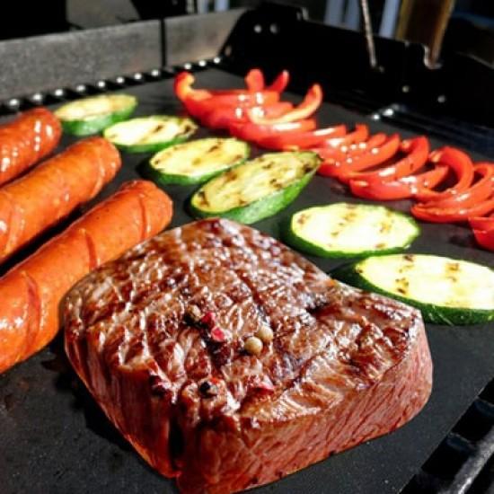 Grill sütõlap, grill alátét (tapadásmentes)