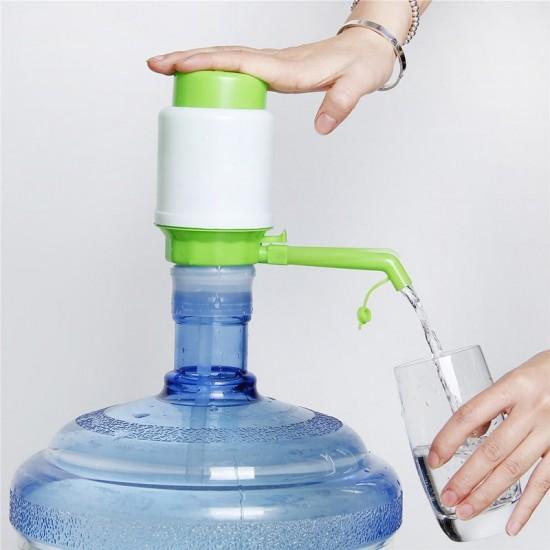 Pumpás adagoló ballonos és palackozott vízhez