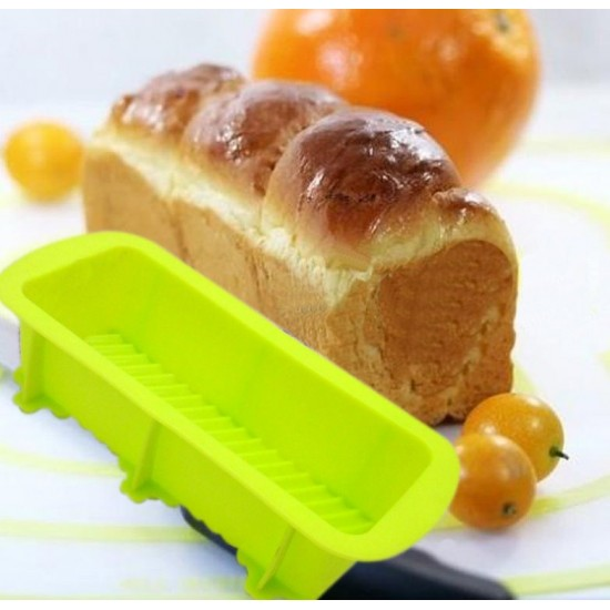 Tapadásmentes szilikon kenyérsütõ forma