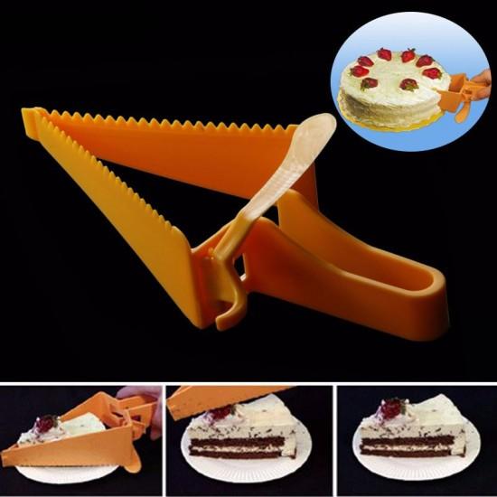 Állítható méretû tortaszeletelõ – tortavágó