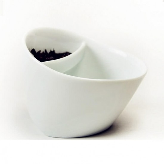 Teafilteres bögre
