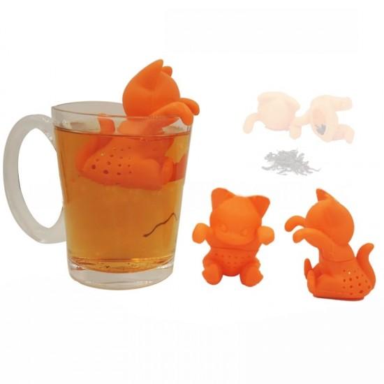 Cicás teafilter