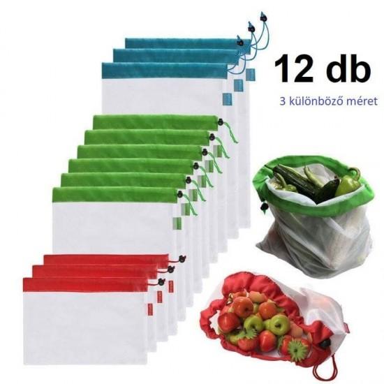 Ökozacskó, ökozsák csomag (12 db)