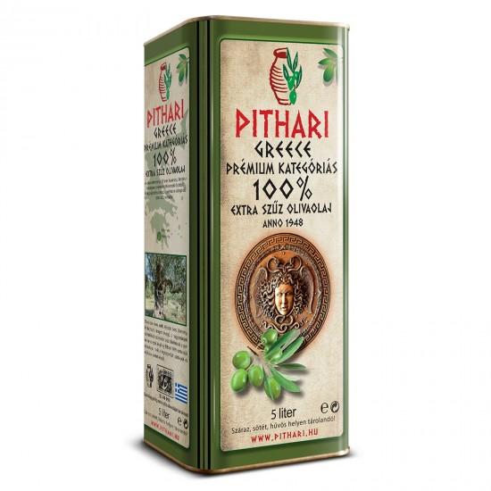 Pithari Extra Szűz Olívaolaj 5 liter