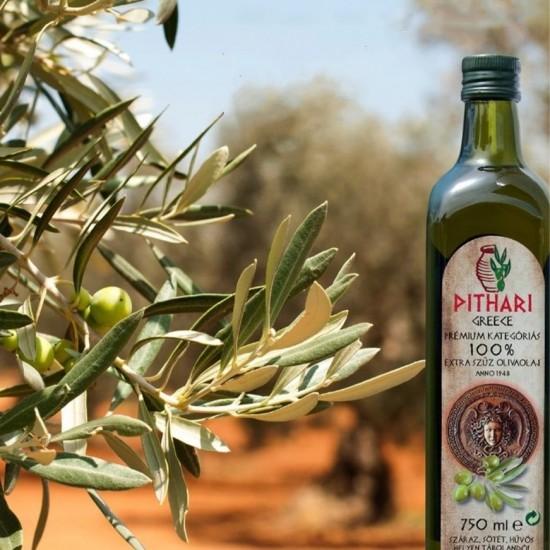Pithari extra szűz olívaolaj 750 ml üveges
