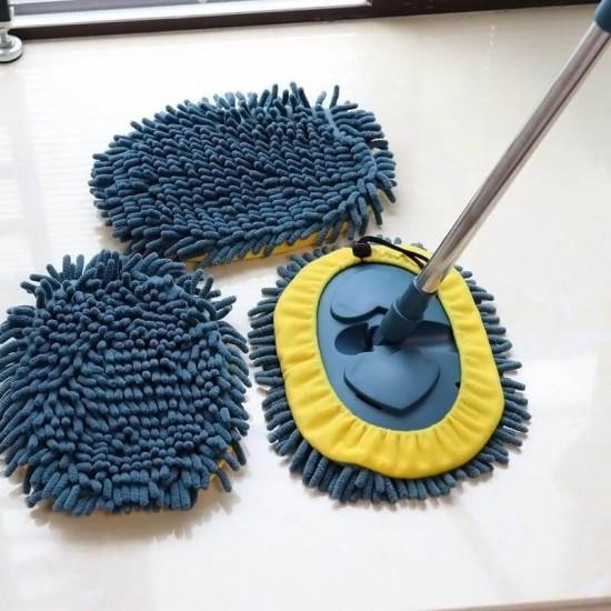 2 db pótszivacs Mikroszálas háztartási tisztítóhoz