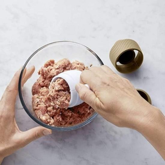 Töltött húsgolyó, húsgombóc készítő